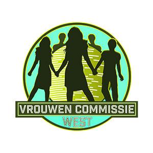 vrouwen commissie west logo